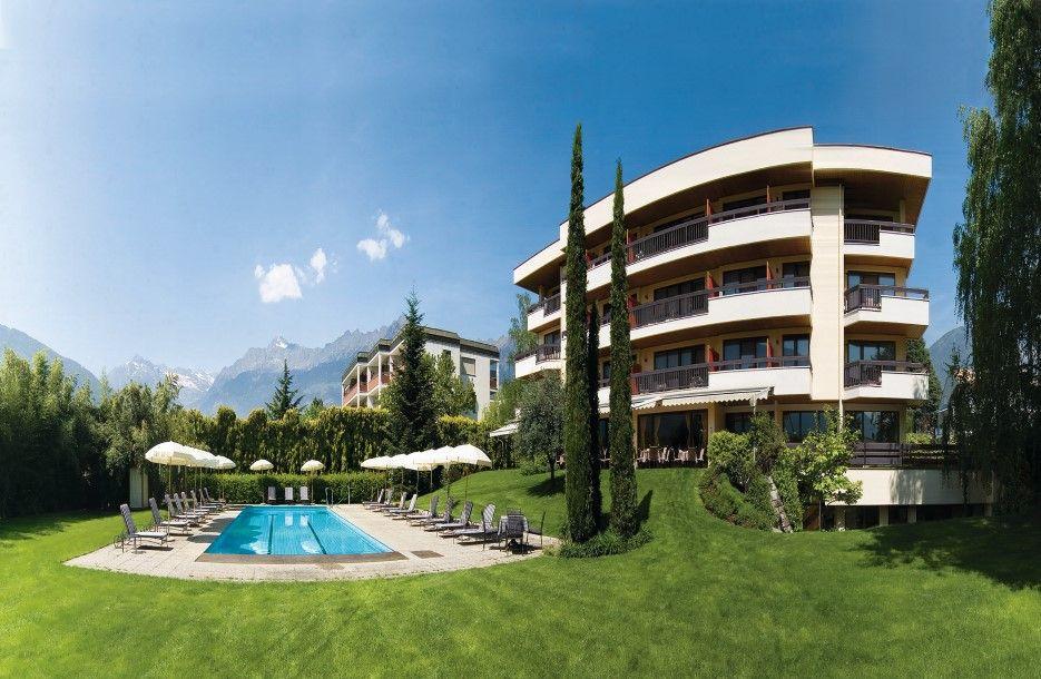 Hotel pollinger in meran s dtirol 4 sterne hotel for Designhotel meran umgebung