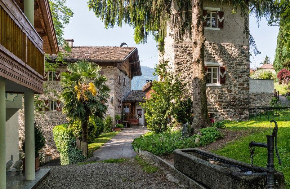 Hotel Dorf Tirol Sudtirol  Sterne