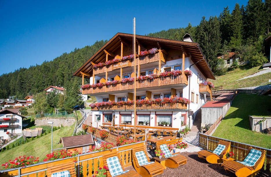 Sterne Hotel Alpenhof Passeiertal