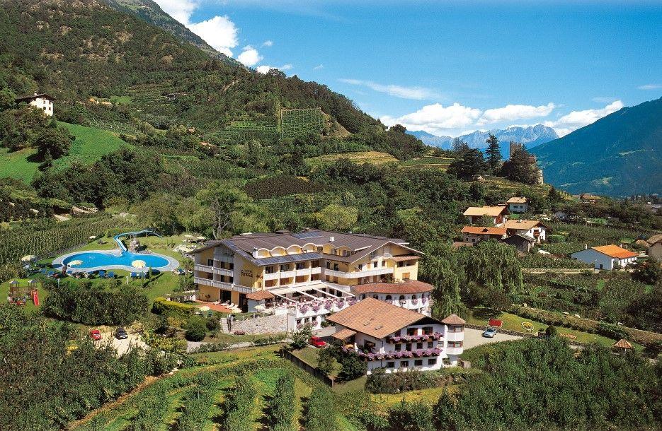 Hotel funggashof in naturns s dtirol 4 sterne hotel for Designhotel meran umgebung