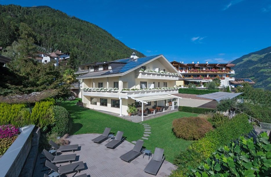 Residence mignon in riffian s dtirol 3 sterne hotel for Designhotel suedtirol