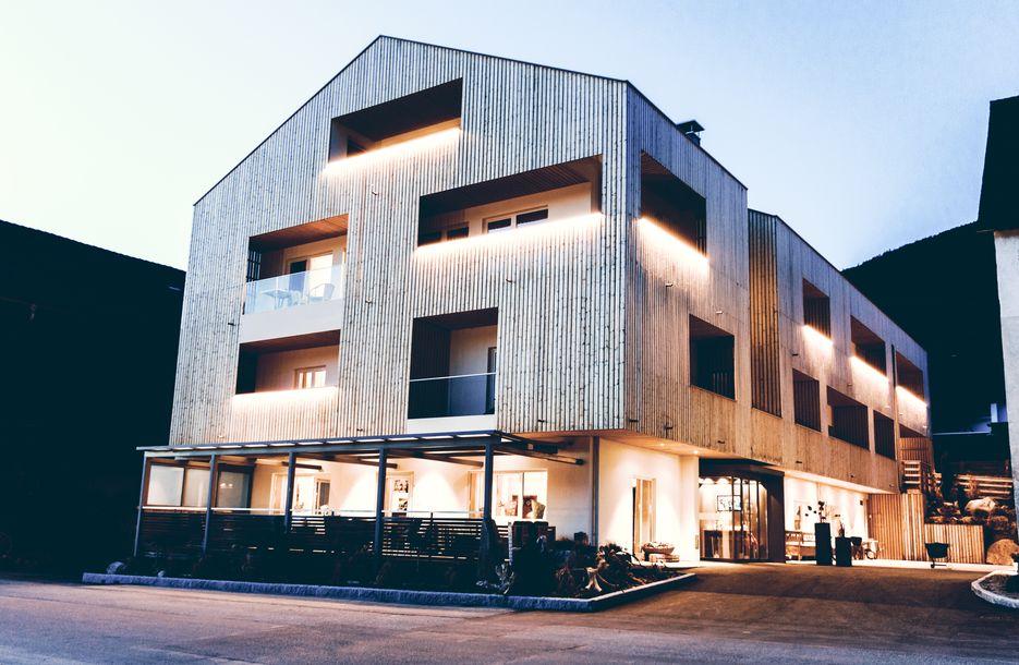 Gourmet und boutique hotel tanzerissing pustertal s dtirol for Design wellnesshotel sudtirol